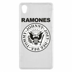 Чехол для Sony Xperia Z2 Ramones - FatLine