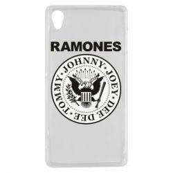 Чехол для Sony Xperia Z3 Ramones - FatLine
