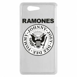 Чехол для Sony Xperia Z3 mini Ramones - FatLine
