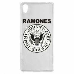 Чехол для Sony Xperia Z5 Ramones - FatLine