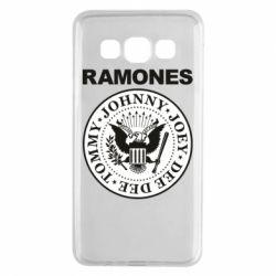 Чохол для Samsung A3 2015 Ramones