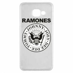 Чохол для Samsung A3 2016 Ramones