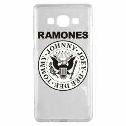 Чохол для Samsung A5 2015 Ramones
