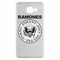 Чохол для Samsung A5 2016 Ramones