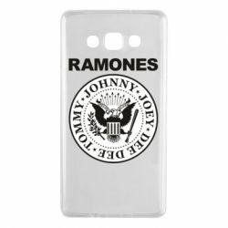 Чохол для Samsung A7 2015 Ramones