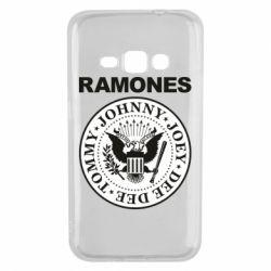 Чохол для Samsung J1 2016 Ramones