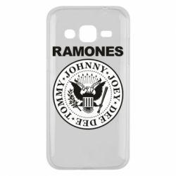 Чохол для Samsung J2 2015 Ramones