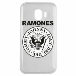 Чохол для Samsung J2 2018 Ramones
