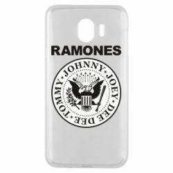 Чохол для Samsung J4 Ramones