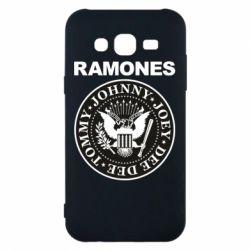 Чохол для Samsung J5 2015 Ramones