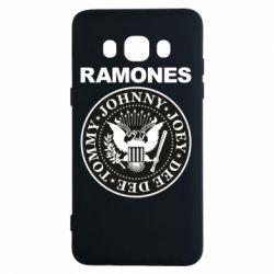 Чохол для Samsung J5 2016 Ramones