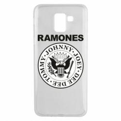 Чохол для Samsung J6 Ramones
