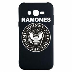 Чохол для Samsung J7 2015 Ramones