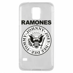 Чохол для Samsung S5 Ramones
