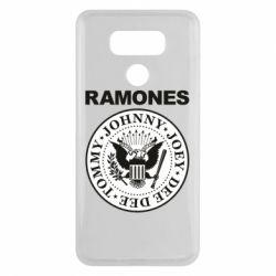 Чехол для LG G6 Ramones - FatLine
