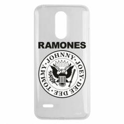 Чехол для LG K8 2017 Ramones - FatLine