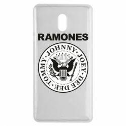 Чехол для Nokia 3 Ramones - FatLine