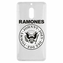 Чехол для Nokia 6 Ramones - FatLine