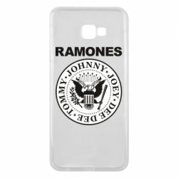 Чохол для Samsung J4 Plus 2018 Ramones