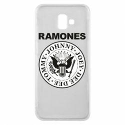 Чохол для Samsung J6 Plus 2018 Ramones