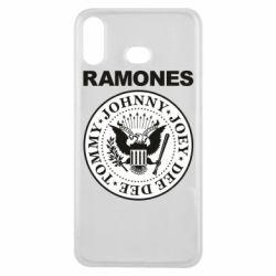 Чохол для Samsung A6s Ramones