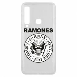 Чохол для Samsung A9 2018 Ramones