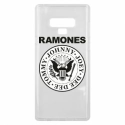 Чохол для Samsung Note 9 Ramones