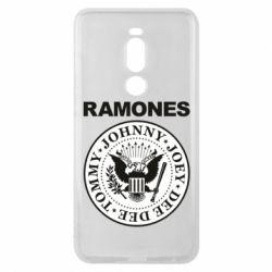 Чехол для Meizu Note 8 Ramones - FatLine
