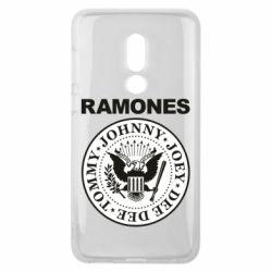 Чехол для Meizu V8 Ramones - FatLine