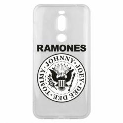 Чехол для Meizu X8 Ramones - FatLine