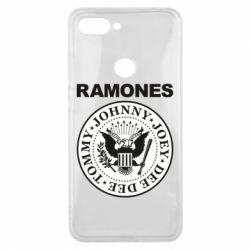 Чохол для Xiaomi Mi8 Lite Ramones