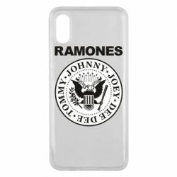 Чохол для Xiaomi Mi8 Pro Ramones