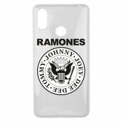 Чохол для Xiaomi Mi Max 3 Ramones
