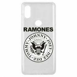 Чохол для Xiaomi Mi Mix 3 Ramones