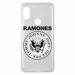 Чохол для Xiaomi Redmi Note Pro 6 Ramones