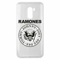 Чехол для Xiaomi Pocophone F1 Ramones - FatLine
