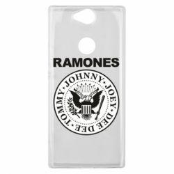 Чехол для Sony Xperia XA2 Plus Ramones - FatLine