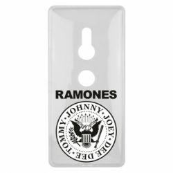 Чехол для Sony Xperia XZ2 Ramones - FatLine