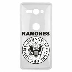Чехол для Sony Xperia XZ2 Compact Ramones - FatLine