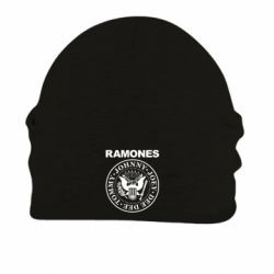 Шапка на флісі Ramones