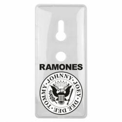 Чехол для Sony Xperia XZ3 Ramones - FatLine