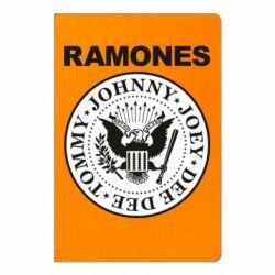 Блокнот А5 Ramones