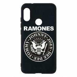 Чехол для Mi A2 Lite Ramones - FatLine