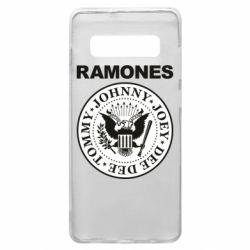 Чохол для Samsung S10+ Ramones