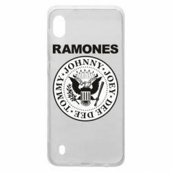 Чохол для Samsung A10 Ramones