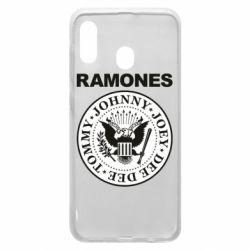 Чохол для Samsung A30 Ramones