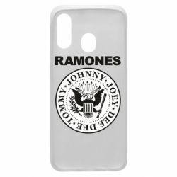 Чохол для Samsung A40 Ramones