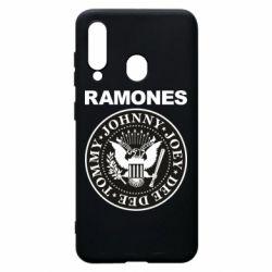 Чохол для Samsung A60 Ramones