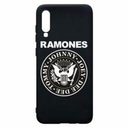 Чохол для Samsung A70 Ramones