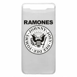 Чохол для Samsung A80 Ramones